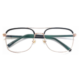 20091 aviation metal optical frames
