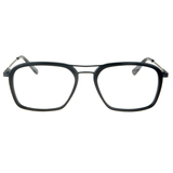 30059 acetate with metal optical frames