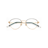 19282 round fashion unique optical frames optik SPRING JADE