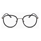 20021 vintage metal oval optical frames