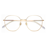 20106 oval metal optical frames zowin