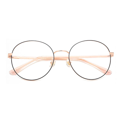 20012 fashion metal round optical frames
