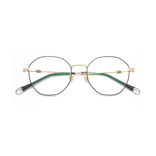 19281 round fahion metal optical frames