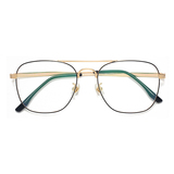 20104 aviation square optical frames ZOWIN