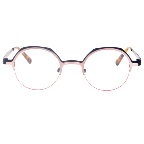 19761 fashion metal round optical frames