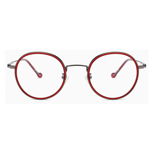 20022 fashion metal round optical frames