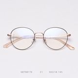 98170 round metal optical frames