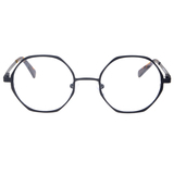 19762 fashion matel round optical frames