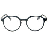 30058 acetate with metal optical frames